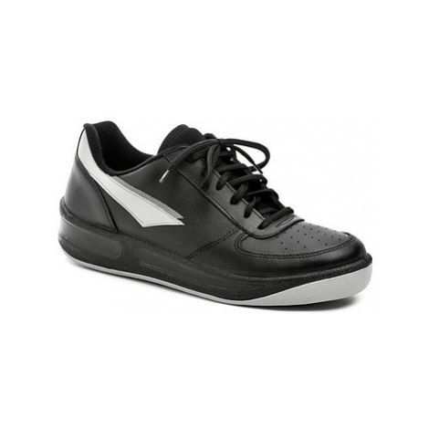 Prestige M86808 černá sportovní obuv Černá