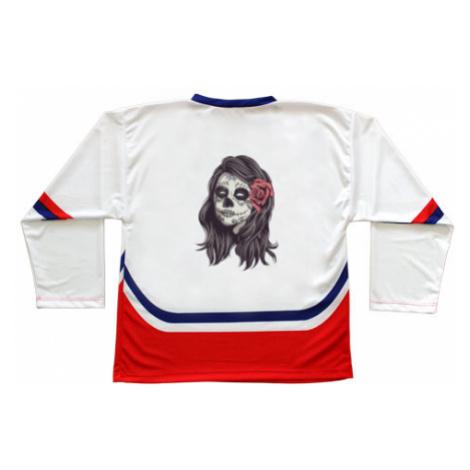 Hokejový dres ČR La Muerta