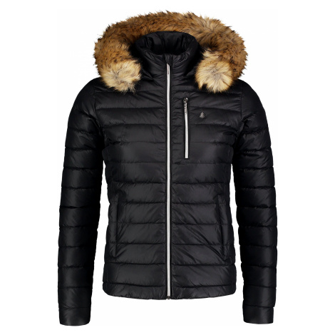 Nordblanc Sway dámská péřová bunda černá