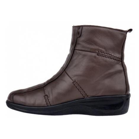 AURELIA, Kotníčková obuv  4219 hnědá EU 38