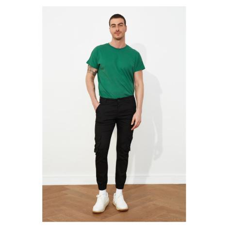 Pánske kalhoty Trendyol Cargo
