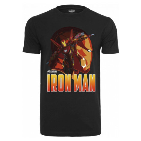 Iron Man Comic Tee