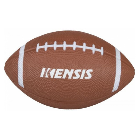 Kensis RUGBY BALL hnědá - Rugbyový míč