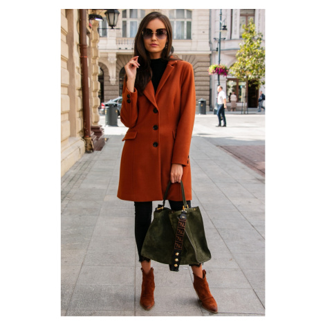 Roco Woman's Coat PLA0012 Ginger