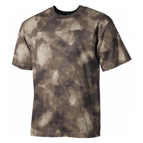 Tričko US T-Shirt HDT camo Max Fuchs