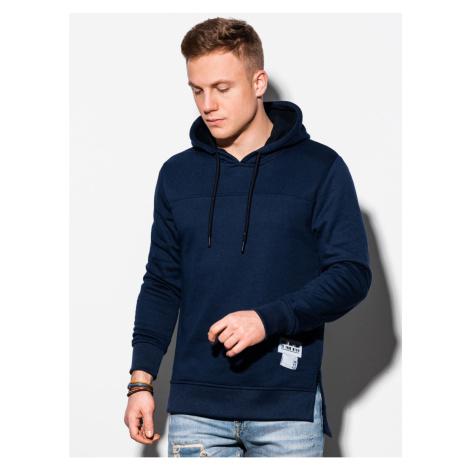 Ombre Clothing Men's hooded sweatshirt B1084