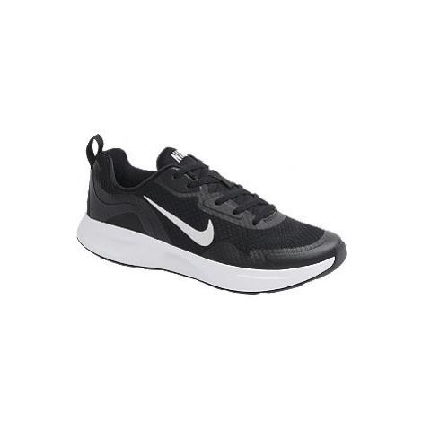 Černo-bílé tenisky Nike Wearallday