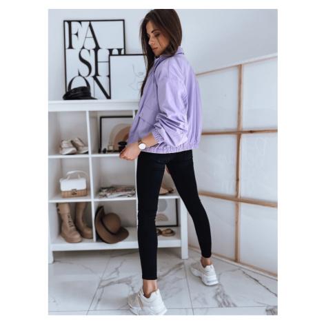 GRACEFUL oversize women's jacket purple TY1757 DStreet