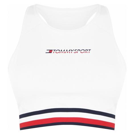 Tommy Sport Tommy Striped Sports Bra Tommy Hilfiger