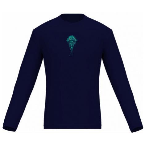 Pánské tričko dlouhý rukáv medúza
