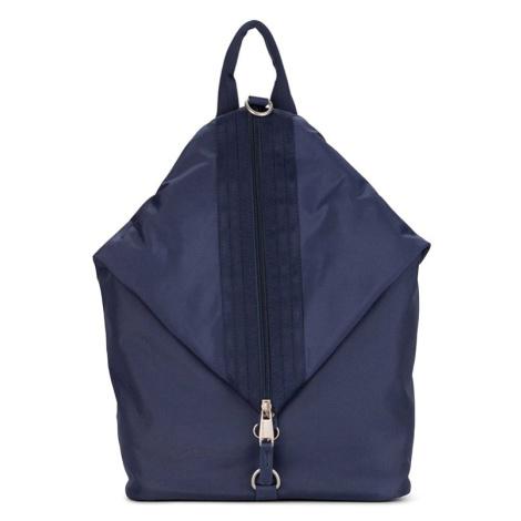 Elegantní dámský batoh Emily & Noah Pina - modrá