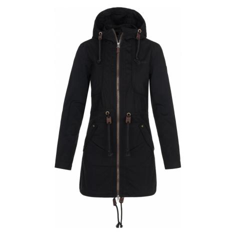 Dámský kabát KILPI PAU-W černá