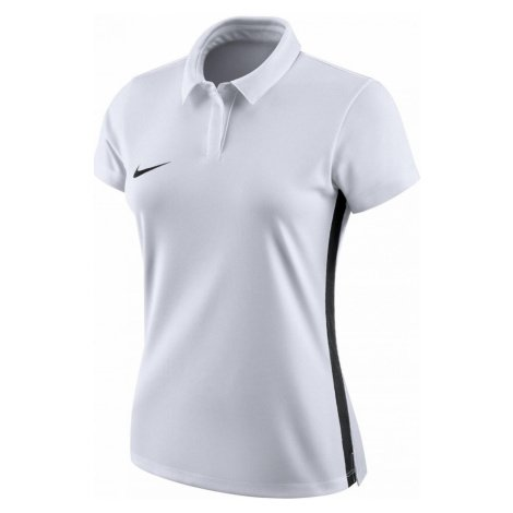 Dámské triko Nike Dry Academy 18 Polo Bílá