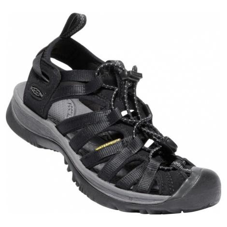 Dámské sandály KEEN Whisper W black/magnet