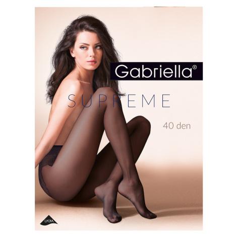 Punčochové kalhoty Gabriella Supreme 398 40 den