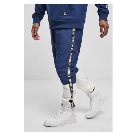 Starter Two Toned Jogging Pants blue night/white
