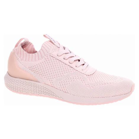 Tamaris dámské tenisky 1-23714-22 light pink