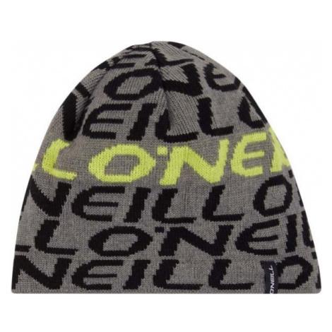 O'Neill BB BOYS BANNER BEANIE šedá 0 - Chlapecká zimní čepice