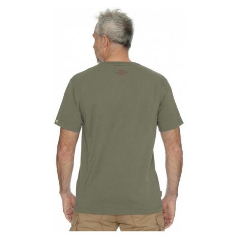 Pánské tričko BUSHMAN BOBSTOCK IV khaki