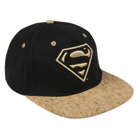 CAP FLAT PEAK SUPERMAN