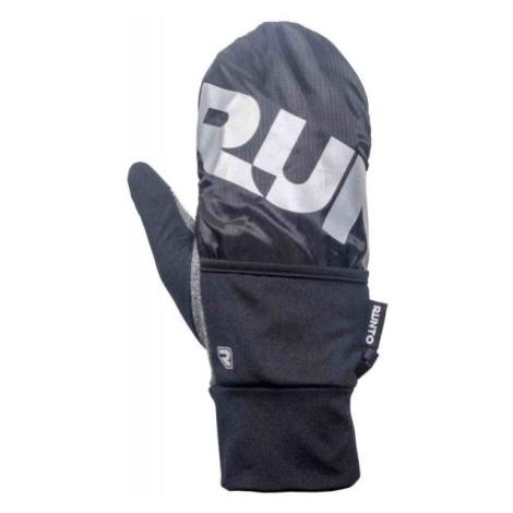 Runto RT-COVER šedá - Zimní unisex sportovní rukavice