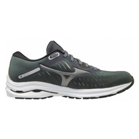 Dámské běžecké boty Mizuno Wave Rider 24 tmavě šedé, EUR 40,5 / UK 7 / 26 cm