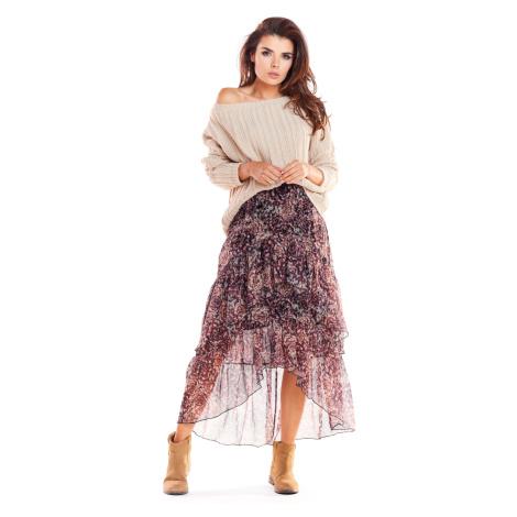 Awama Woman's Skirt A331 Pattern 2