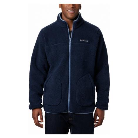 Mikina Columbia Rugged Ridge™ II Sherpa Fleece M - tmavě modrá