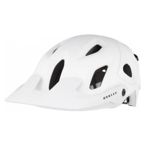Oakley DRT5 EUROPE bílá - Cyklistická helma