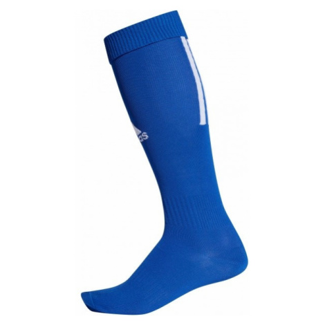 adidas SANTOS SOCK 18 modrá - Fotbalové štulpny