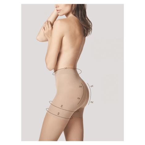 Dámské punčochové kalhoty Fiore Body Care Total Slim M 5106 20 den přírodní/odstín béžové
