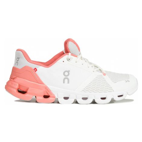 Běžecké boty On Running CLOUDFLYER WOMAN bílá|růžová
