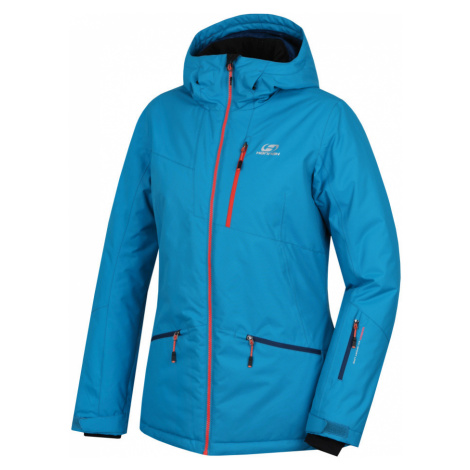HANNAH NORA Dámská lyžařská bunda 10007206HHX01 Caribbean sea
