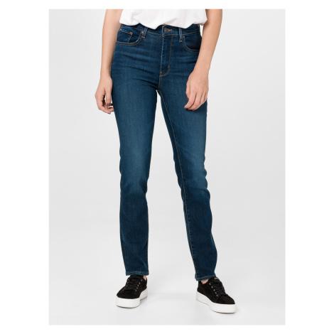 724 High Rise Jeans Levi's® Modrá Levi´s