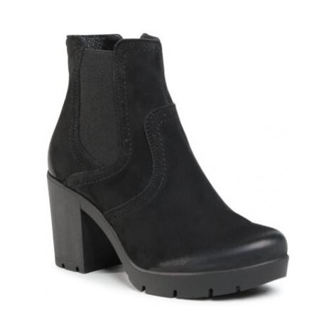 Kotníkové boty Lasocki ARCADE-02 Přírodní kůže (useň) - Nubuk