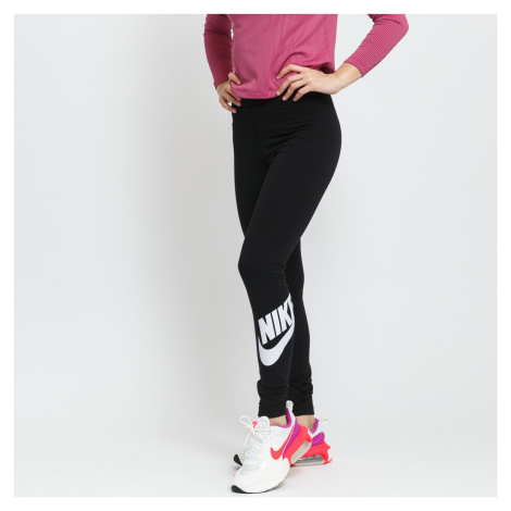 Nike W NSW Essential GX HR Legging černé