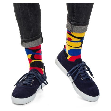 Soccus Orbis Navy socks Woox