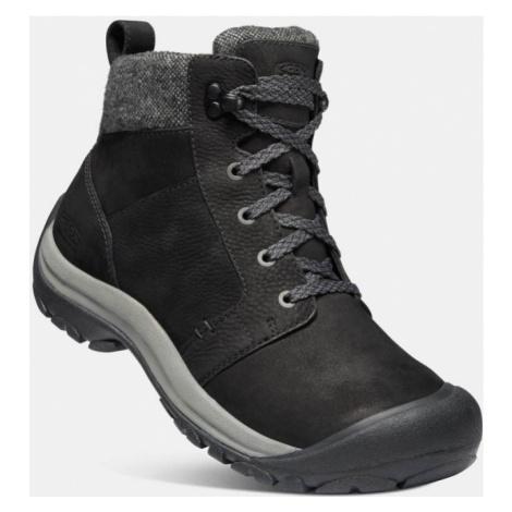 KEEN KACI II WINTER MID WP W Dámská zimní obuv 10007862KEN01 black/steel grey