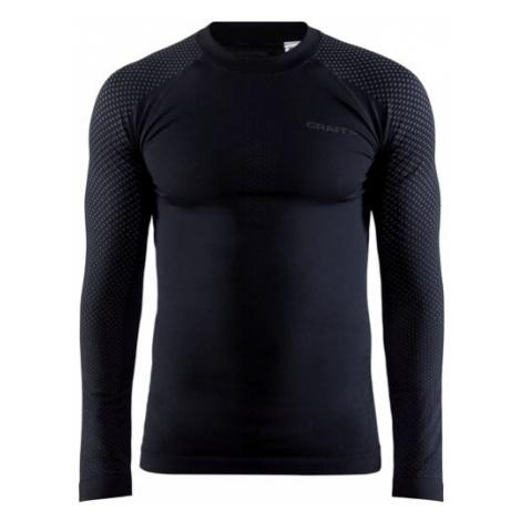 Pánské tričko CRAFT ADV Warm Fuseknit Intensity LS černá