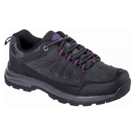 Umbro NERO tmavě šedá - Dámská treková obuv