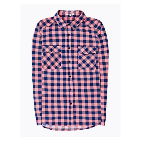 GATE Kostkovaná košile s náprsní kapsou