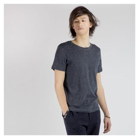 Tmavě modré triko Selected