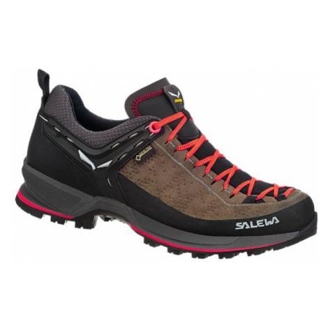 Salewa boty WS MTN Trainer 2 GTX, hnědá