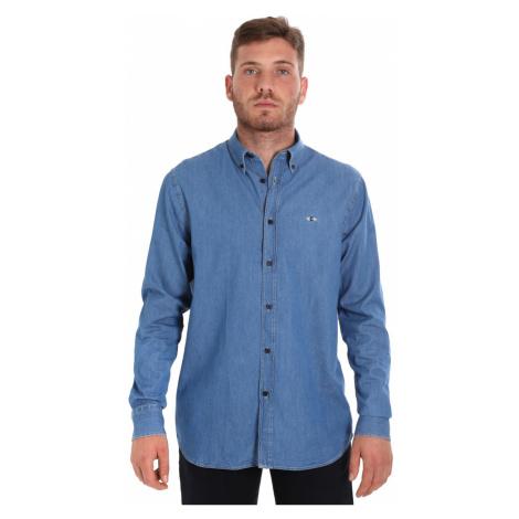 Les Copains 9U2361 Modrá