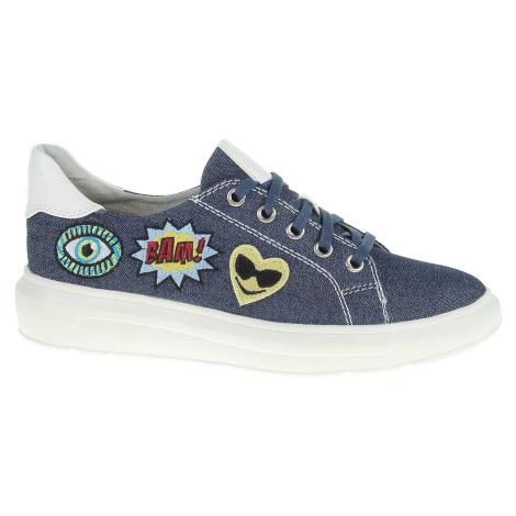 Dámská obuv Tamaris 1-23711-28 modrá