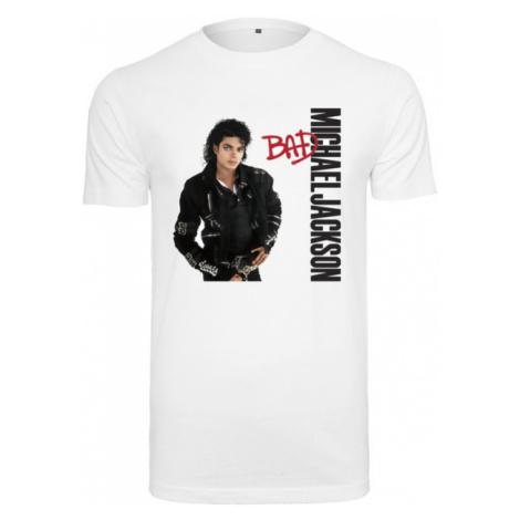 Mr. Tee Michael Jackson Bad Tee white