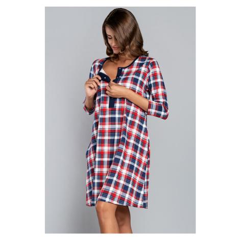 Kojící noční košile Italian Fashion Rugia r.3/4 s
