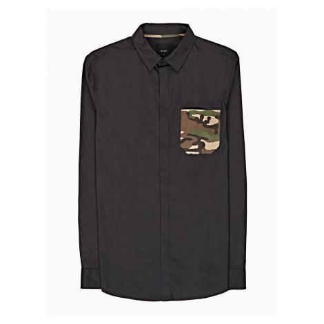 GATE Bavlněná košile s náprsní kapsou a maskáčovým potiskem