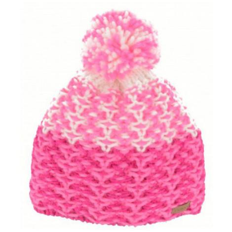 RELAX AMELIA Zimní čepice RKH135A růžová XXL