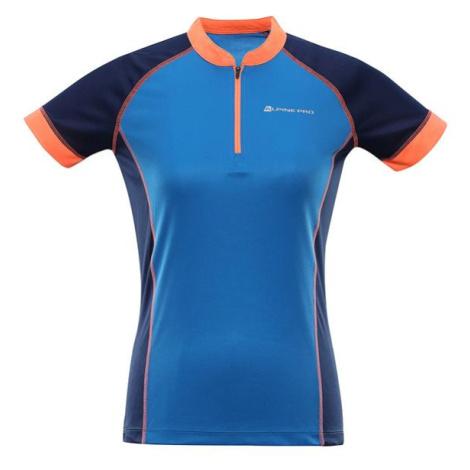 Sorana dámské cyklistické triko-dres ALPINE PRO